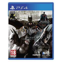 Batman: Arkham Collection [PS4] - BAZÁR (použitý tovar) na progamingshop.sk