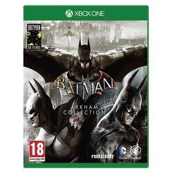 Batman: Arkham Collection [XBOX ONE] - BAZÁR (použitý tovar) na progamingshop.sk