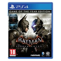 Batman: Arkham Knight (Game of the Year Edition) na progamingshop.sk