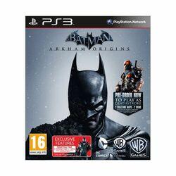 Batman: Arkham Origins na pgs.sk