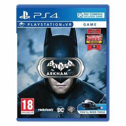 Batman: Arkham VR na progamingshop.sk