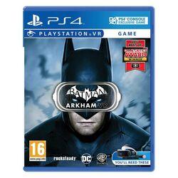 Batman: Arkham VR [PS4] - BAZÁR (použitý tovar) na progamingshop.sk