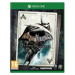 Batman: Return to Arkham na progamingshop.sk