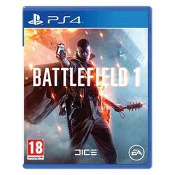 Battlefield 1 [PS4] - BAZÁR (použitý tovar) na progamingshop.sk