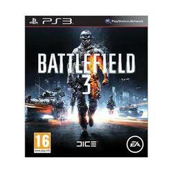 Battlefield 3 - PS3 - BAZÁR (použitý tovar)  na progamingshop.sk