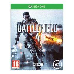 Battlefield 4- XBOX ONE- BAZÁR (použitý tovar) na progamingshop.sk