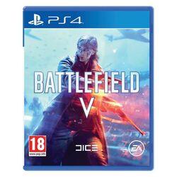 Battlefield 5 [PS4] - BAZÁR (použitý tovar) na progamingshop.sk
