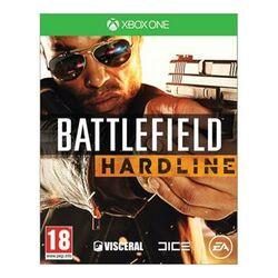 Battlefield: Hardline [XBOX ONE] - BAZÁR (použitý tovar) na progamingshop.sk