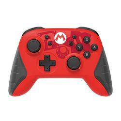 HORI Horipad bezdrôtový nabíjateľný ovládač pre konzoly Nintendo Switch (Mario Edition) na progamingshop.sk