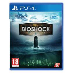 BioShock: The Collection [PS4] - BAZÁR (použitý tovar) na progamingshop.sk