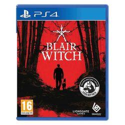 Blair Witch [PS4] - BAZÁR (použitý tovar) na progamingshop.sk