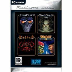 Blizzard Anthology (Platinová edícia) na progamingshop.sk