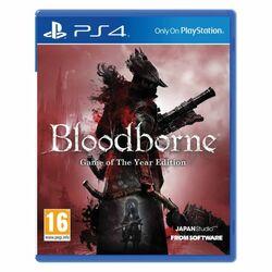 Bloodborne (Game of the Year Edition) [PS4] - BAZÁR (použitý tovar) na progamingshop.sk