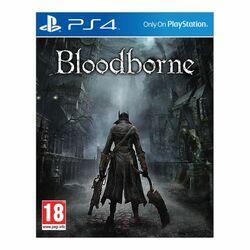 Bloodborne [PS4] - BAZÁR (použitý tovar) na progamingshop.sk