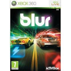 Blur [XBOX 360] - BAZÁR (použitý tovar) na progamingshop.sk