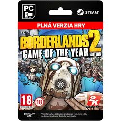 Borderlands 2 (Game of the Year Edition) [Steam] na pgs.sk