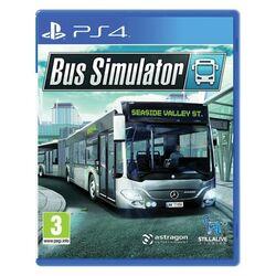 Bus Simulator [PS4] - BAZÁR (použitý tovar) na progamingshop.sk