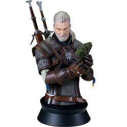 Busta Geralt Playing Gwent (The Witcher 3: Wild Hunt) na progamingshop.sk