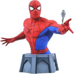 Busta Marvel Animated Spider Man na pgs.sk