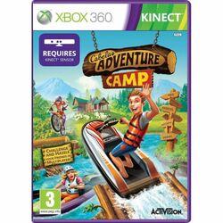 Cabela's Adventure Camp [XBOX 360] - BAZÁR (použitý tovar) na progamingshop.sk