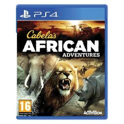 Cabela's African Adventures na pgs.sk