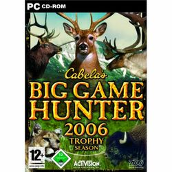 Cabela's Big Game Hunter: 2006 Trophy Season na progamingshop.sk