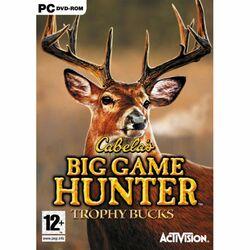 Cabela's Big Game Hunter: Trophy Bucks na progamingshop.sk