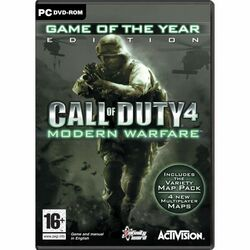 Call of Duty 4: Modern Warfare (Game of the Year Edition) na progamingshop.sk