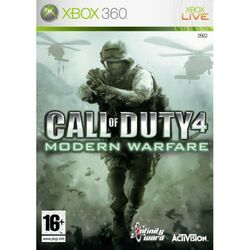 Call of Duty 4: Modern Warfare na pgs.sk