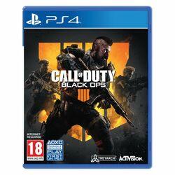 Call of Duty: Black Ops 4 [PS4] - BAZÁR (použitý tovar) na progamingshop.sk