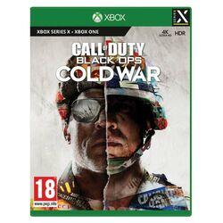 Call of Duty Black Ops: Cold War [XBOX SX] - BAZÁR (použitý tovar) na progamingshop.sk