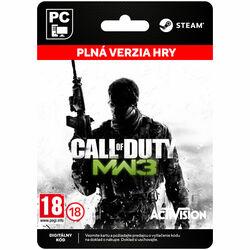 Call of Duty: Modern Warfare 3 [Steam] na progamingshop.sk