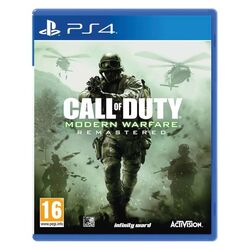 Call of Duty: Modern Warfare (Remastered) [PS4] - BAZÁR (použitý tovar) na progamingshop.sk