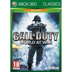 Call of Duty: World at War XBOX 360 - BAZÁR (použitý tovar) na progamingshop.sk