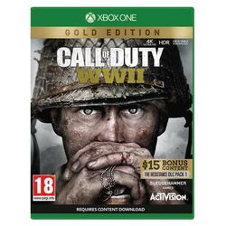 Call of Duty: WW2 (Gold Edition) na pgs.sk