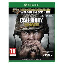 Call of Duty: WW2 [XBOX ONE] - BAZÁR (použitý tovar) na progamingshop.sk
