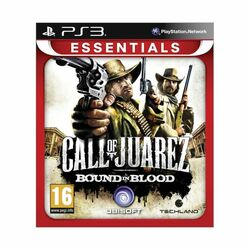 Call of Juarez: Bound in Blood na pgs.sk