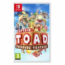 Captain Toad: Treasure Tracker [NSW] - BAZÁR (použitý tovar) na progamingshop.sk