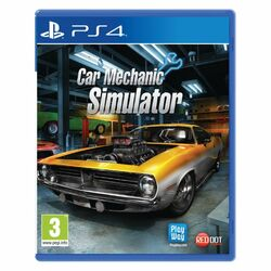 Car Mechanic Simulator [PS4] - BAZÁR (použitý tovar) na progamingshop.sk