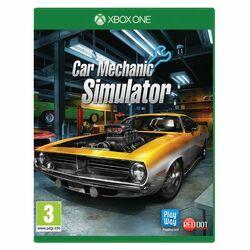 Car Mechanic Simulator [XBOX ONE] - BAZÁR (použitý tovar) na pgs.sk