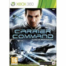 Carrier Command: Gaea Mission CZ na progamingshop.sk