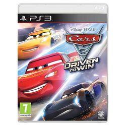 Cars 3: Driven to Win [PS3] - BAZÁR (použitý tovar) na progamingshop.sk