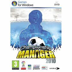 Championship Manager 2010 na progamingshop.sk