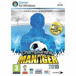 Championship Manager 2010 (Special Edition) na progamingshop.sk