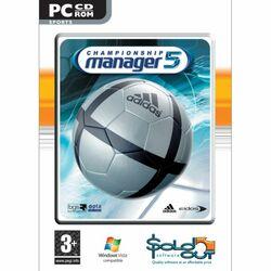 Championship Manager 5 na progamingshop.sk