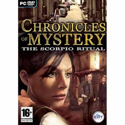 Chronicles Of Mystery: The Scorpio Ritual na progamingshop.sk
