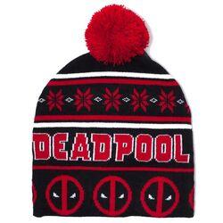 Čiapka Christmas Deadpool (Marvel) na progamingshop.sk