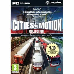 Cities in Motion Collection na progamingshop.sk