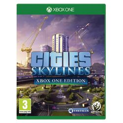 Cities: Skylines (Xbox One Edition) na progamingshop.sk