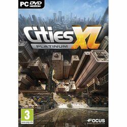 Cities XL Platinum na progamingshop.sk